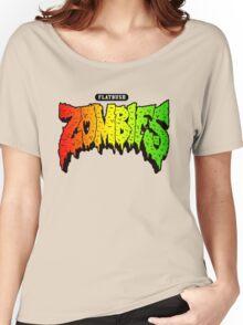 FLATBUSH ZOMBIES THE RASTA Women's Relaxed Fit T-Shirt