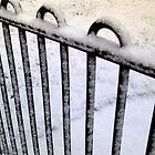 Snow Railing by swagman