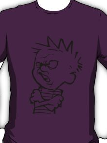 calvin and hobbes: eeeewwww T-Shirt