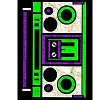 Boombox 1987- XXL Photographic Print