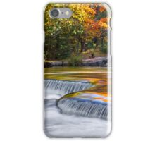 Autumn Colors at Bond Falls iPhone Case/Skin