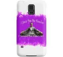 I Thought You Might Call Samsung Galaxy Case/Skin