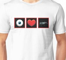 I LOVE CRICKET Unisex T-Shirt