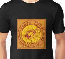 Santa Cruz California Surfing Unisex T-Shirt