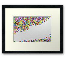Modern Art Smart Stylish Wall Art Framed Print