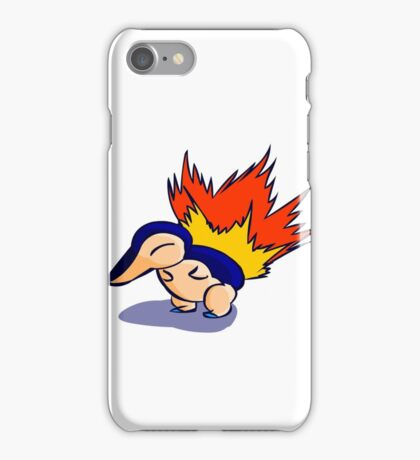 Pokemon - Cyndaquil Product iPhone Case/Skin