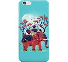 A Colorful Ride iPhone Case/Skin