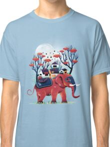 A Colorful Ride Classic T-Shirt