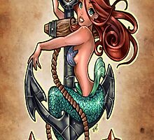 Little Mermaid by D5DBEST