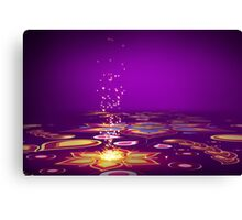 Modern Art Smart Stylish Wall Art Magic Canvas Print