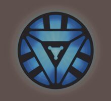 Superheroes / Mark VI Arc Reactor / Nerd & Geek Kids Clothes