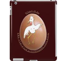 clUCKinG mischievous CHICKEN iPad Case/Skin