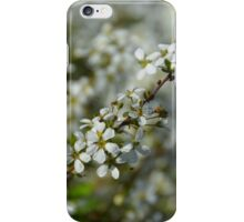 Little White Flowers iPhone Case/Skin