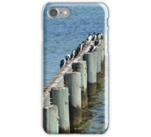 WAITING FOR THE FISH  iPhone Case/Skin