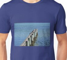 WAITING FOR THE FISH  Unisex T-Shirt