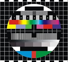 test card 2 by John King III