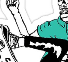 Suckerzone tshirts Sticker