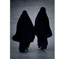 Yemeni Women - Yemen Photographic Print