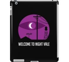Welcome to Night Vale iPad Case/Skin