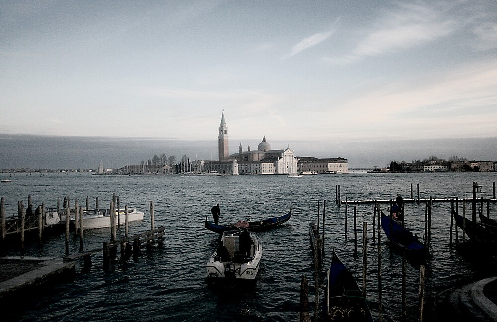 Venice Waterside by Stormswept