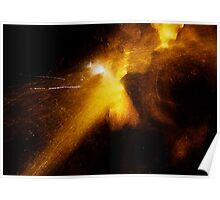 Explosion of Light Poster