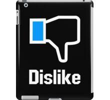 Dislike Funny Geek Nerd iPad Case/Skin