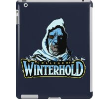 College of Winterhold iPad Case/Skin