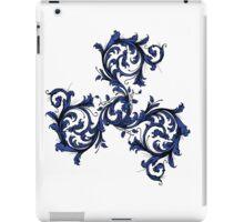 Omega Triskele Filigree iPad Case/Skin