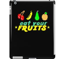 Eat Your Fruits iPad Case/Skin