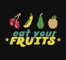 Eat Your Fruits by Vojin Stanic