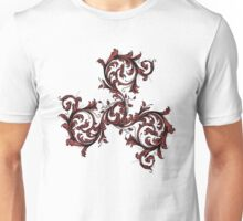 Alpha Filigree Triskele Unisex T-Shirt