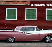 Ford Fairlane by Paola Svensson