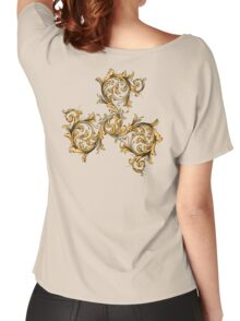 Beta Triskele Filigree Women's Relaxed Fit T-Shirt