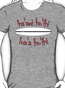 Give Respect-Get Respect  T-Shirt