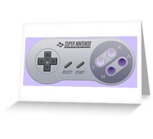 Super Nintendo Controller - That's It Greeting Card