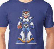 Mega Man X - Light Armor Unisex T-Shirt