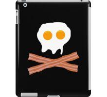 Eggs Bacon Funny Geek Nerd iPad Case/Skin