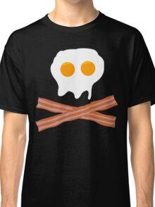 Eggs Bacon Funny Geek Nerd Classic T-Shirt