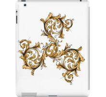 Beta Triskele Filigree iPad Case/Skin
