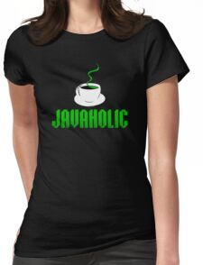 Javaholic Womens Fitted T-Shirt