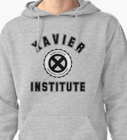Xavier Institute X-Men Logo Pullover Hoodie