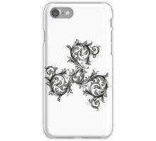 Filigree Triskele iPhone Case/Skin