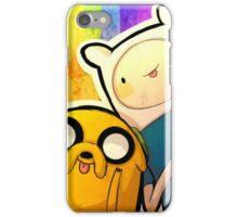 Finn&Jake iPhone Case/Skin