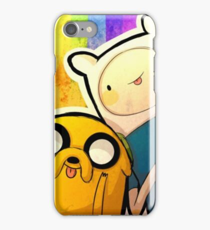 Finn&Jake iPhone Case/Skin