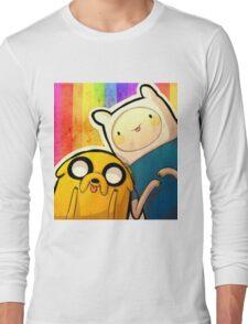 Finn&Jake Long Sleeve T-Shirt
