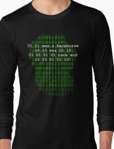BINARY HUMOUR Long Sleeve T-Shirt