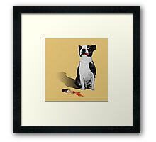 That's Not Your Color Framed Print