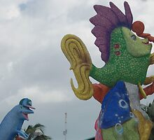 Cozumel Carnaval by LenaHunt