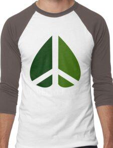 Greenpeace Funny Geek Nerd Men's Baseball ¾ T-Shirt