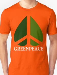 Greenpeace Funny Geek Nerd Unisex T-Shirt